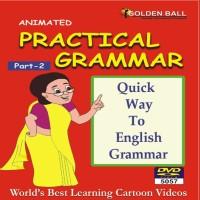 Golden Ball Practical Grammar Part -2(DVD) - Price 125 7 % Off