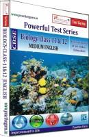 Practice Guru CBSE - Powerful Test Series Biology Medium English (Class 11 & 12)(CD) - Price 299