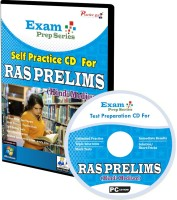 Practice guru 150 Topic Wise Practice Test Papers For RAS Prelims for assured success!(CD)