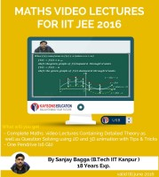 Kaysons Education IIT JEE Maths Preparation Material (2019) : Video Lectures for JEE Main and Advanc