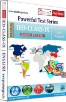Practice Guru Powerful Test Series - IEO Medium English (Class - 9) - Price 379 5 % Off