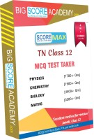 BigScoreAcademy.com Tamil Nadu Samacheer Kalvi Class 12 Combo Pack - One Mark Revision - Physics, Chemistry, Maths and Biology(DVD)