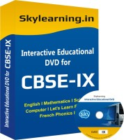 Skylearning.In All in One Combo for Class 9(CD) - Price 799 20 % Off