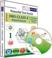 Practice Guru IMO Class 10 - Price 540