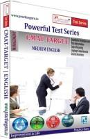 Practice Guru Powerful Test Series - CMAT Target Medium English - Price 379 5 % Off