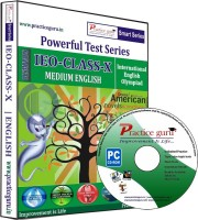 Practice Guru Powerful Test Series IEO Medium English (Class - 10)(CD) - Price 540