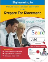 Skylearning.In Prepare For Placement Combo Pack(DVD)