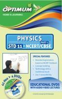 Optimum Educators Educational DVDs CBSE/NCERT STD 11 PHYSICS-PART 1(DVD)