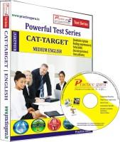 Practice Guru CAT Target Test Series(CD) - Price 594 5 % Off