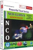 Practice Guru Powerful Test Series - NCO Medium English (Class - 10) - Price 379 5 % Off