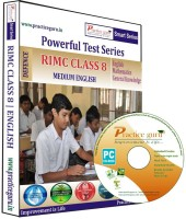 Practice Guru RIMC Class 8 - Price 599