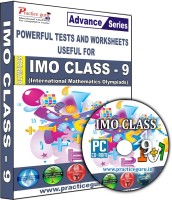 Practice guru IMO Class 9(CD)