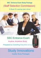 Study Innovations SSC-CHSL [Staff Selection Commission-Combined Higher Secondary Level (10+2)] Exam
