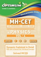 Optimum Educators Educational DVDs CET-Physics-Vol-1 Engineering Entrance(DVD)