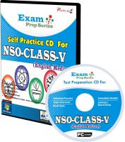 Practice guru 25 Topic Wise Practice Test Papers For NSO Class 5 for assured success!(CD)