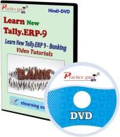 Practice guru New Tally.Erp 9 Banking Video Tutorial(CD)