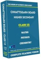 AVNS INDIA Chhattisgarh Board Class 12 - Combo Pack - Physics, Chemistry and Maths Full Syllabus Teaching Video (DVD)(DVD)