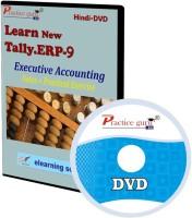 Practice guru Tally ERP 9 Executive Accounting Notes + Practical Exercise(CD)