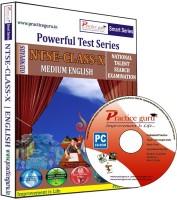 Practice Guru Powerful Test Series NTSE Medium English (Class - 10)