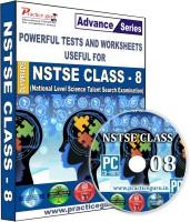 Practice guru NSTSE Class 8(CD)