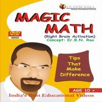 Golden Ball Magic Math(DVD) - Price 125 7 % Off