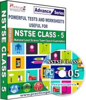 Practice guru NSTSE Class 5(CD)
