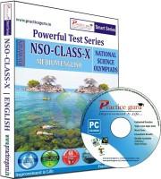 Practice Guru NSO Class 10 - Price 540