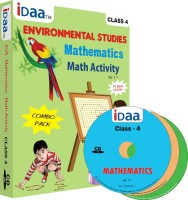 iDaa Combo Class 4 Cbse Syllabus(CD)