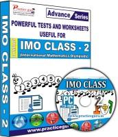 Practice guru IMO Class 2(CD)