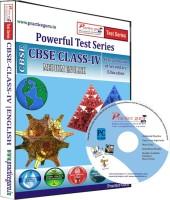 Practice Guru Class 4 - Maths, EVS & English Combo Test Series(CD)