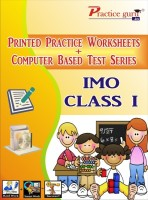 Practice guru Worksheets & Test Series for IMO Class 1(CD)
