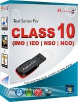 Practice guru Class 10 - Combo Pack (IMO / NSO / IEO / NCO)(Pen Drive)