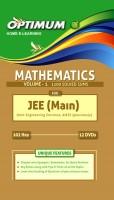 Optimum Educators Educational DVDs JEE-Mathematics-Vol-1 Engineering Entrance(DVD)
