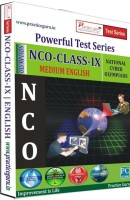 Practice Guru Powerful Test Series - NCO Medium English (Class - 9) - Price 339 5 % Off