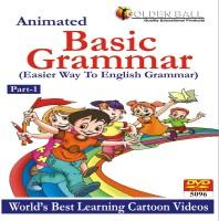 Golden Ball Basic Grammar Part-1(DVD) - Price 125 7 % Off