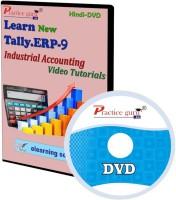 Practice guru Tally.ERP 9 Industrial Accounting Video Tutorial(CD)
