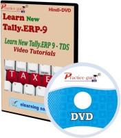 Practice guru New Tally.Erp 9 TDS Video Tutorial(CD)