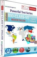 Practice Guru Powerful Test Series - IEO Medium English (Class - 6) - Price 379 5 % Off