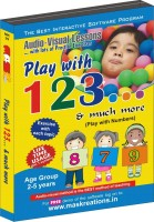 MAS Kreations Play with 123(CD)