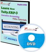 Practice guru Tally.ERP 9 Executive Accounting Video Tutorial(CD)