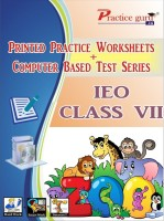 Practice guru Worksheets & Test Series for IEO Class 7(CD)