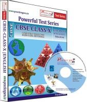 Practice Guru Class 10 - Maths, Science & English Combo Test Series(CD) - Price 339 5 % Off