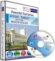 Practice Guru Powerful Test Series : BITSAT - Target Medium English (Class 11 & 12)(CD)