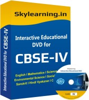 Skylearning.In All in One Combo for Class 4(CD) - Price 799 20 % Off