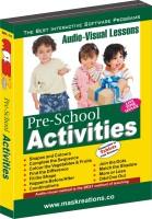 MAS Kreations Pre-School Activities(CD)