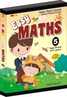 MAS Kreations Easy Maths-5(CD)