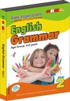 MAS Kreations English Grammar Step-2(CD)