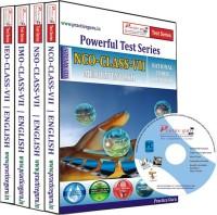 Practice Guru Class 7 - Combo Pack (IMO / NSO / IEO / NCO) Test Series(CD)