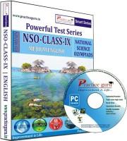 Practice Guru Powerful Test Series NSO Medium English (Class - 9)