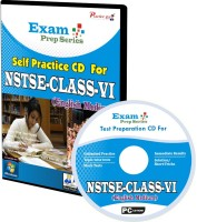 Practice guru 30 Topic Wise Practice Test Papers For NSTSE Class 6 Notes for assured success!(CD)